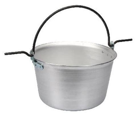 chaudron pour cuisiner chaudron alu 150 litres tom press