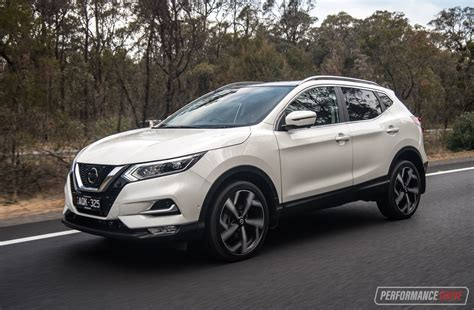 nissan qashqai review  tec st  video
