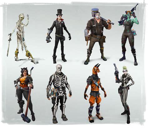 halloween update incoming fortniteinfo