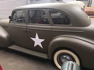 Acheter Un Véhicule : acheter un v hicule militaire voici buick staff car 1940 ~ Gottalentnigeria.com Avis de Voitures