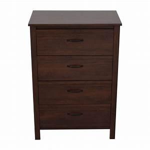 Ikea Brusali Nachttisch : 50 off ikea ikea red hemnes 3 drawer dresser storage ~ Watch28wear.com Haus und Dekorationen