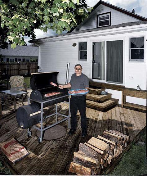 Build A Backyard Bbq by Build Your Own Backyard Smoker