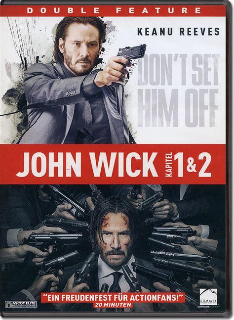 wick 1 2 2 dvds dvd filme world of