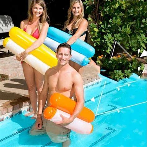 Water Hammock Pool Lounger by Pvc Floating Water Hammock Float Lounger