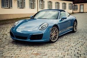 Porsche 911 Targa : official 2017 porsche 911 targa 4s exclusive design edition gtspirit ~ Medecine-chirurgie-esthetiques.com Avis de Voitures