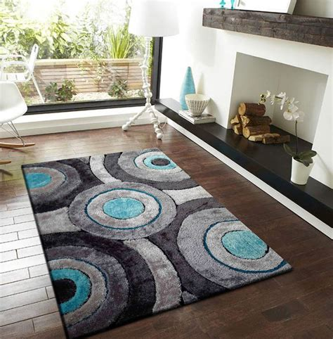Picture 8 Of 50  Turquoise And Brown Area Rugs Beautiful