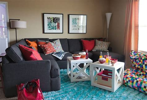 The Ellen Dream House Family Room-possible Kid Friendly