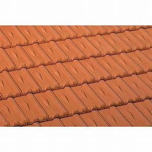 Tuile Mecanique Prix : tuile losangee 12 monier rouge lafarge leroy merlin ~ Farleysfitness.com Idées de Décoration