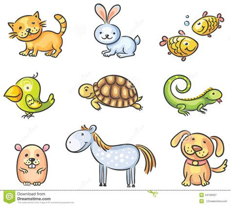 pet cartoon clipart clipart suggest