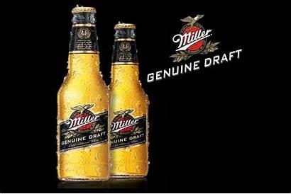 Miller Draft Genuine Cerveza Wallpapers