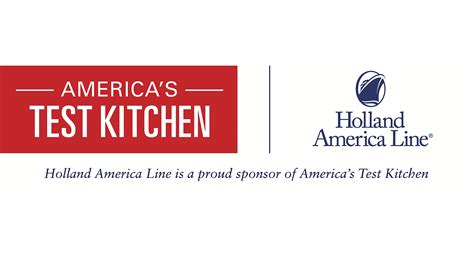 america test kitchen america line launches partnership with america s