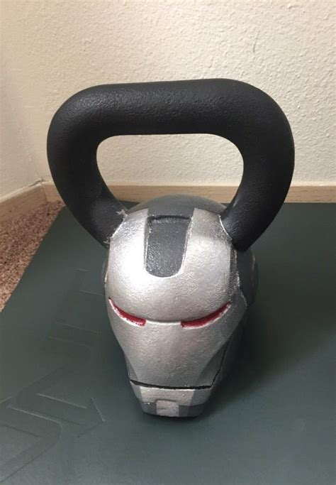 kettlebell painted onnit offerup