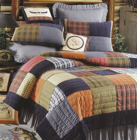 Cf Bedding by Northern Plaid By C F Quilts Beddingsuperstore