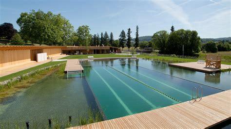 Haus Kaufen Riehen Schweiz by Naturbad Riehen Open Naturbad Riehen By Herzog De Meuron
