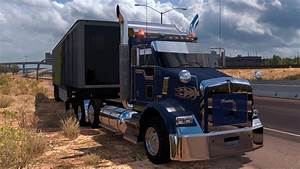American Truck Simulator | Most Gorgeous Truck | Kenworth ...
