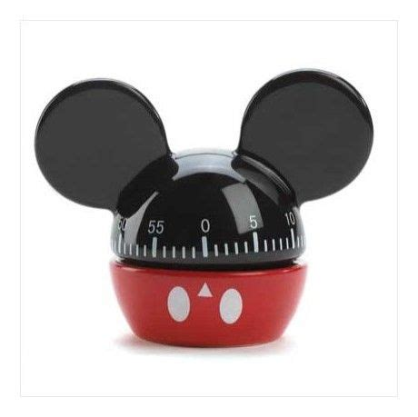 Mouse Kitchen Timer by Mickey Mouse Kitchen Timer 186 O 186 Disney Happiness 186 O 186