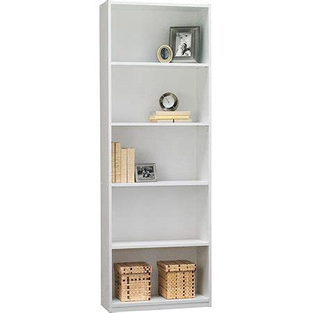 ameriwood  shelf bookcase multiple finishes walmartcom