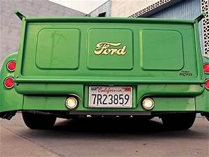 1949 Ford F1 Tailgate
