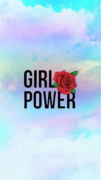 Wallpapers Girly Backgrounds Power Teens Screen Quotes