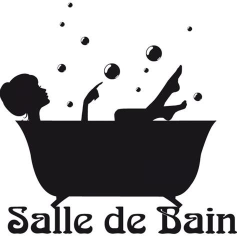 Autocollant Pour Baignoire by Sticker Baignoire Quot Salle De Bain Quot Stickers Et D 233 Cors