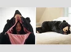 Bear Sleeping Bag Will Make Sure No One Disturbs Your