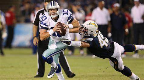 Cowboys @ Chargers (preseason) 2015