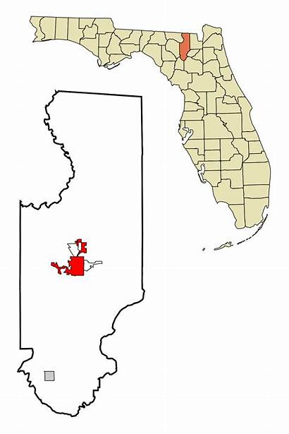 Unincorporated Florida Areas Svg Columbia County Incorporated