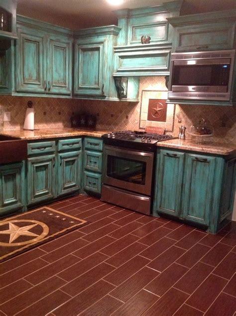 rustic blue kitchen cabinets quicua com
