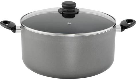 buy argos home cm  stick aluminium stock pot saucepans argos