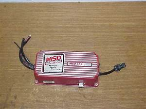 Purchase    New    Msd Hei Coil Wire For Blaster 2  8403