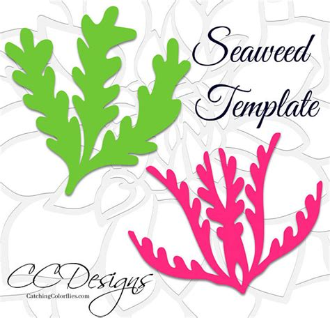 Love, faith, hope mandala | free svg cut file bonus svg, comes reversed in color for easy grouping. Seaweed SVG Cut Files Seaweed Template Printable Flower