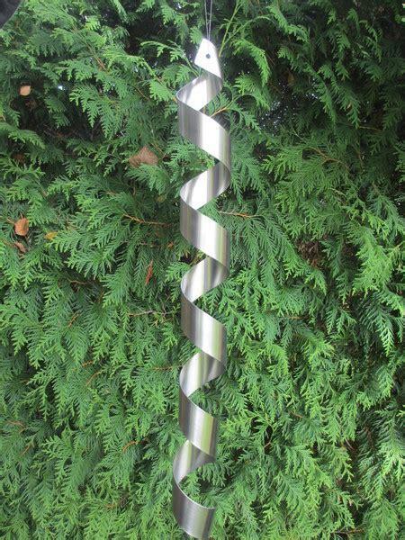Gartendeko Windspiel by Gartendeko Shop Edelstahl Spirale Windspiel Feng Shui