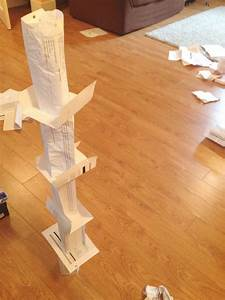 Paper, Tower, Challenge