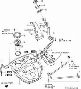 2004 Mazda 3 Fuel Pump Wiring Diagram