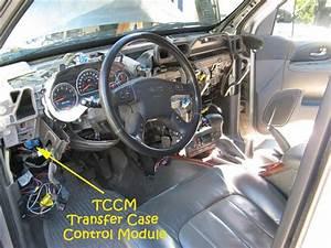 Transfer Case Control Module Symptoms You Should Not Ignore