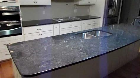 paint kitchen island jet mist custom granite counter top installed