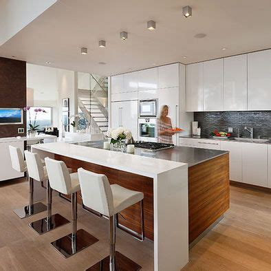 contemporary kitchen design ideas  inspirations