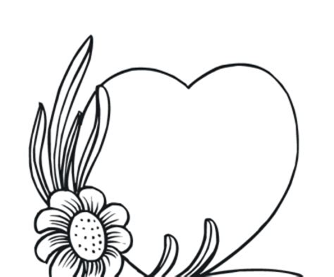 valentines day worksheet colouring page