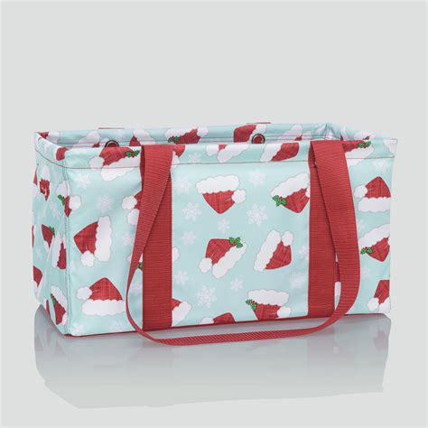 Hats Off Holiday Medium Utility Tote Thirty One Ts
