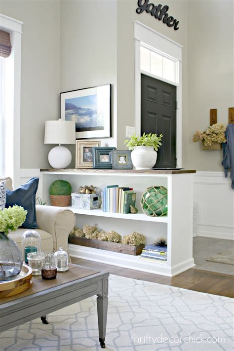Wall Bookcases by Diy Bookcases By The Fireplace From Thrifty Decor