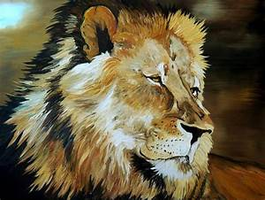 Excel Templates Mac Free 9 Lion Paintings In Psd Vector Eps