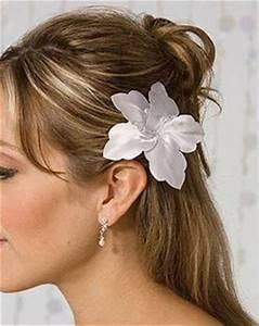 Flower Hair Pieces Crystal Fake Real What To Wear In