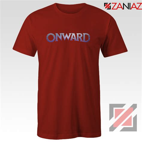 onward logo tee shirt disney film  shirt size  xl