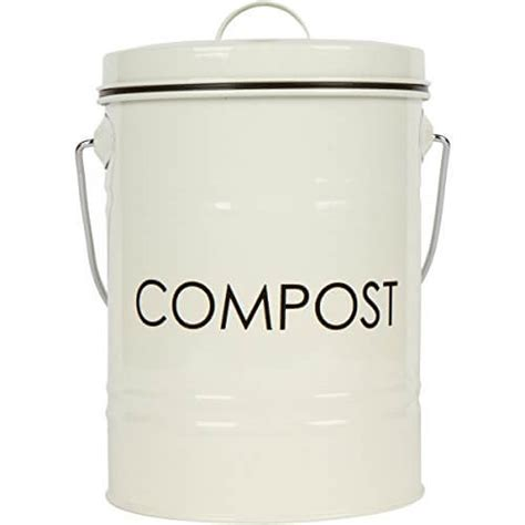 The Relaxed Gardener Kitchen Compost Bin ? Insteading