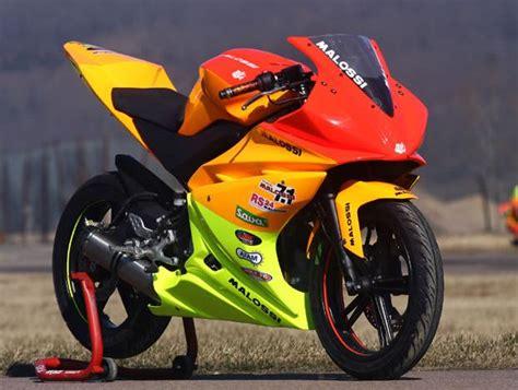 Yamaha Yzf R125 Racing Bikes