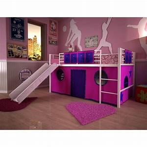 Furniture Cool Teen Sporty Girls Bedroom Decoration With