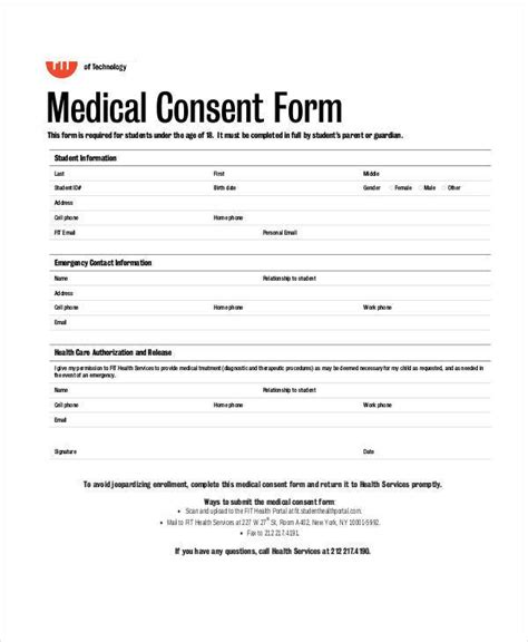 free printable medical consent form for grandparents free medical consent form seatle davidjoel co
