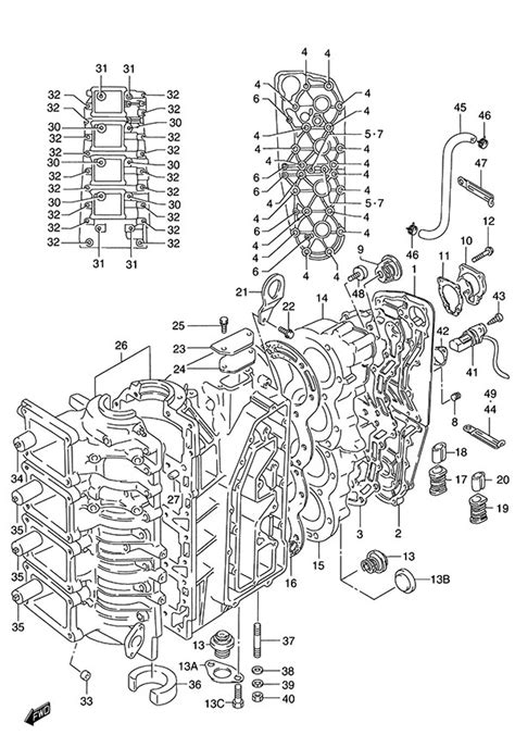suzuki outboard motor parts diagram impremedia net
