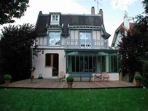 lparchitectes com : rénovation véranda terrasse bois Création d'une Véranda Extension Maison