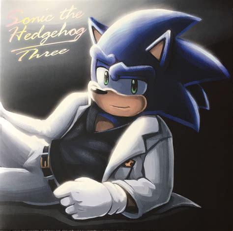 sonic  hedgehog  releases discogs